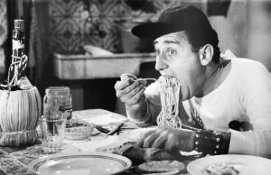 alberto sordi e gli spaghetti, cinema