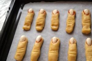 Prepariamo le dita della strega