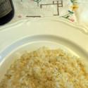 ricetta risotto allo champagne