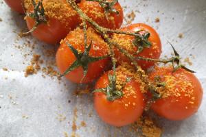 caramellare i pomodorini al forno