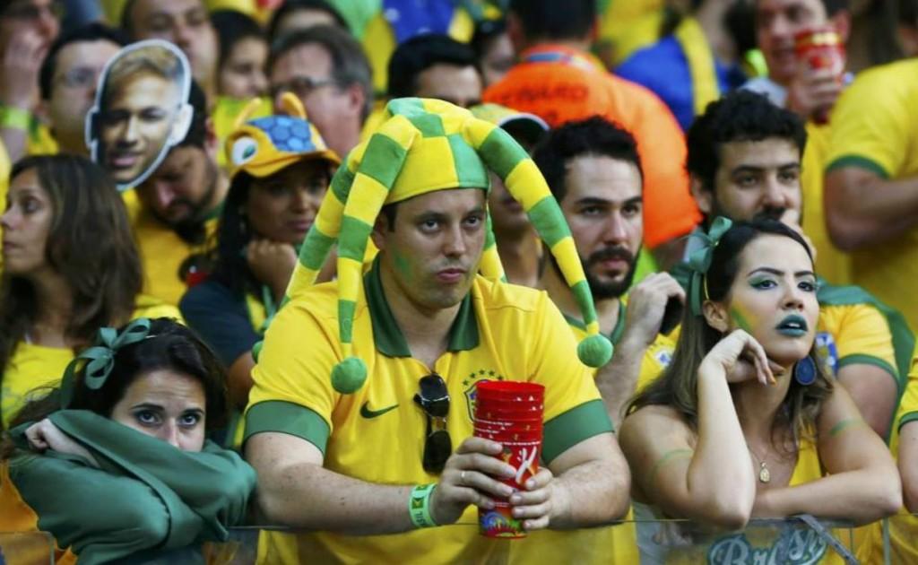 Germania - Brasile 7-1