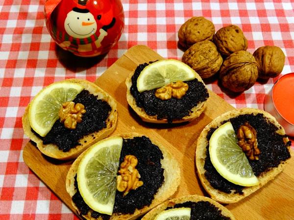 Antipasti Di Natale Vegetariano.Ricette Di Natale Vegetariane Paneoliopomodoro