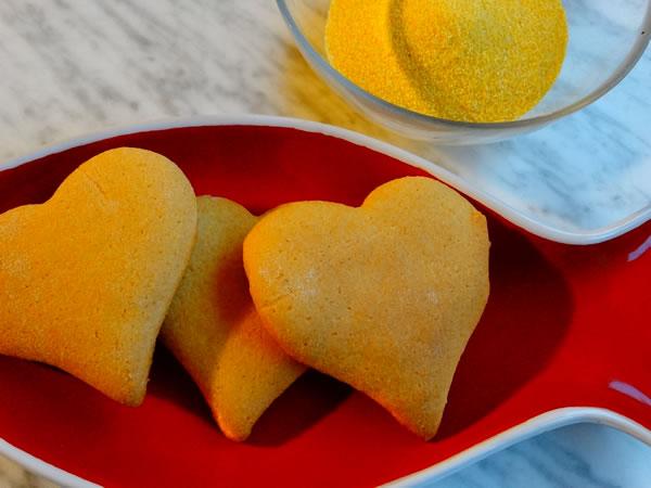 ricetta biscotti al mais senza burro