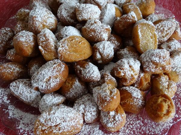 ricetta castagnole di carnevale