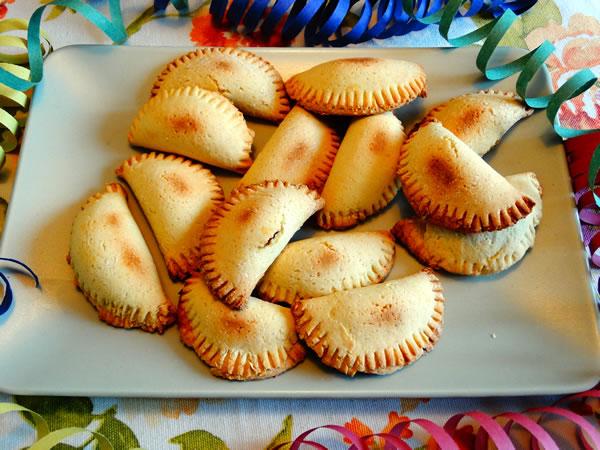 Ravioli dolci di carnevale paneoliopomodoro for Ricette dolci di carnevale