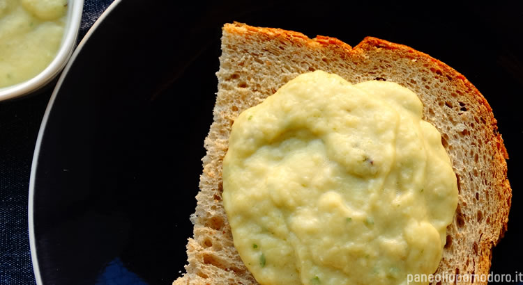 ricetta babaganousch semplice
