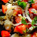 ricetta cous cous con verdure estive