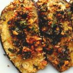 ricetta melanzane impanate al forno