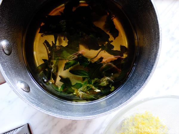 ricetta-sorbetto-limone-basilico sciroppo