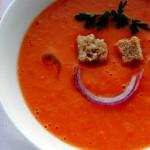 ricetta gazpacho