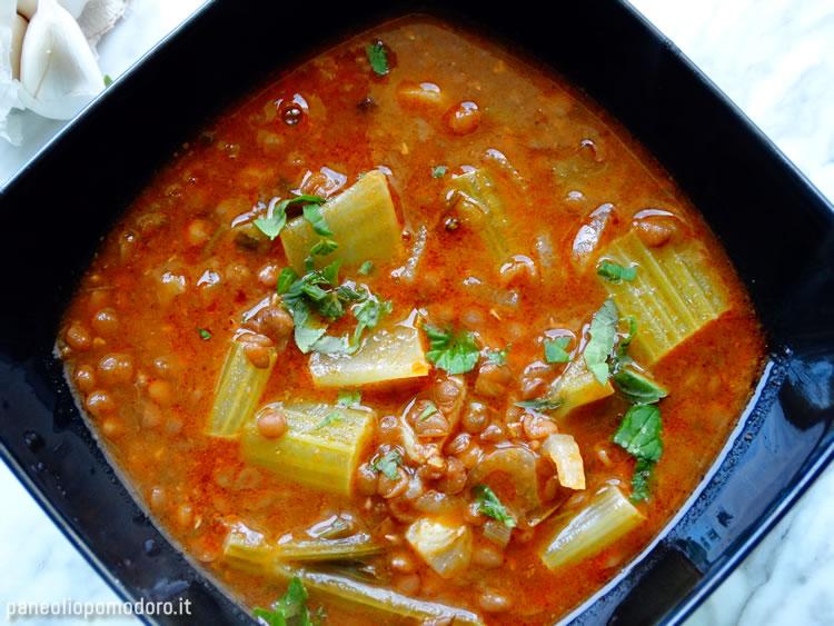 zuppa di lenticchie turca