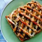 ricetta torta salata ai porri - flamiche