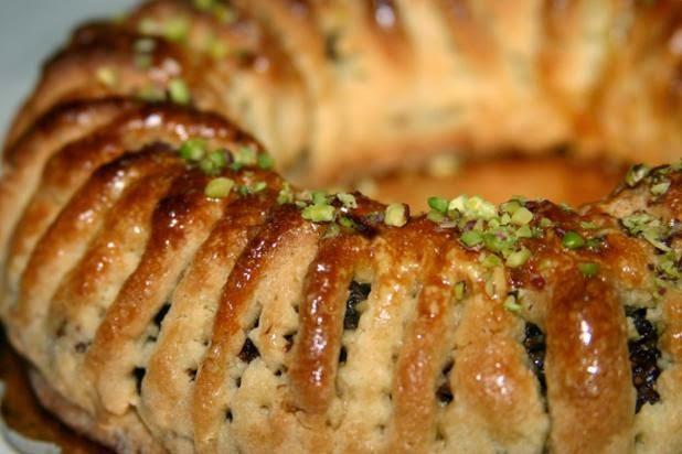 buccellato dolce tipico di Natale in Sicilia