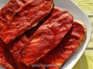 ricetta melanzane alla pizzaiola