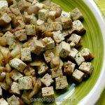 ricetta tofu e melanzane