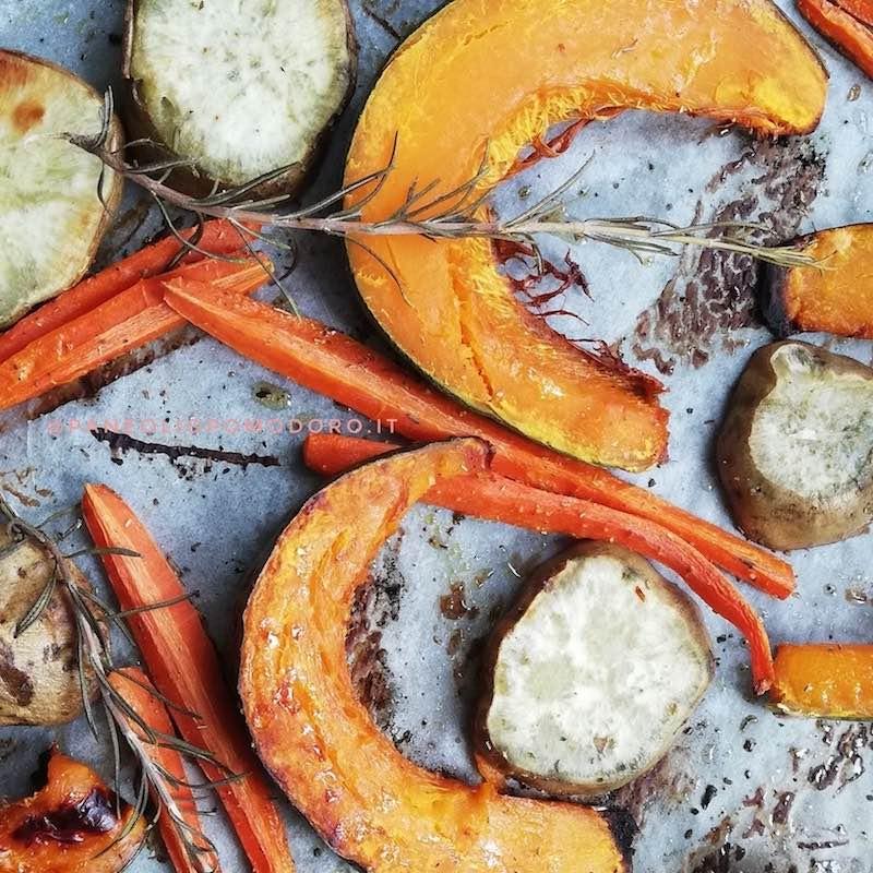 ricette vegetariane per l'autunno