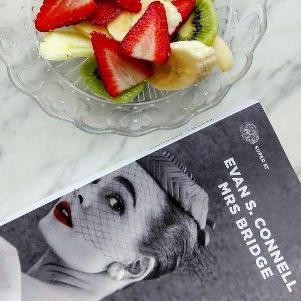 macedonia di frutta leggendo mrs bridge
