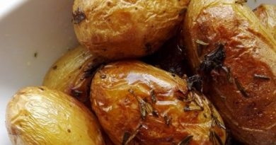 patate novelle arrosto aromatiche