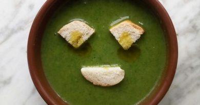 zuppa di ortiche