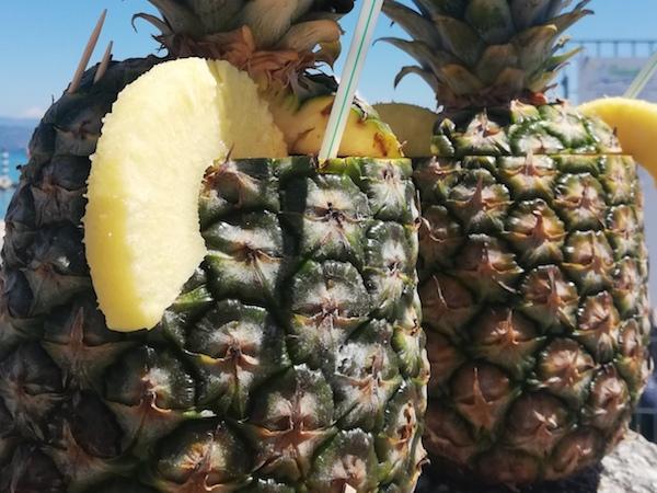 ananas ricette estive