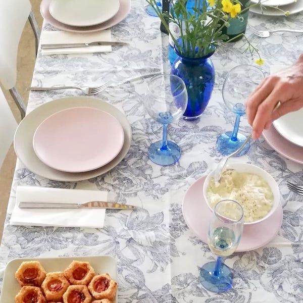 pranzo di pasqua alessandra