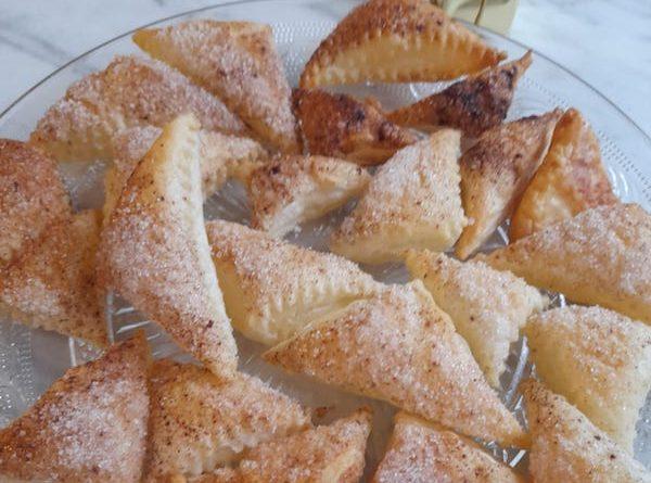 ricette ritagli di pasta sfoglia